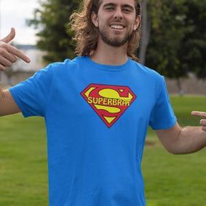 Super brat, superman majica
