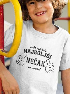 Tako izgleda najboljši nečak na svetu, majica