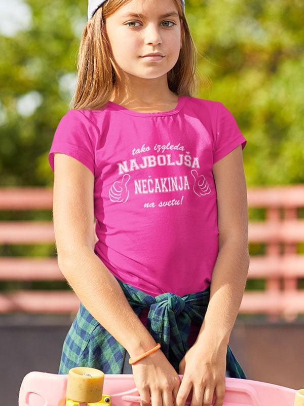 Tako izgleda najboljša nečakinja na svetu, majica