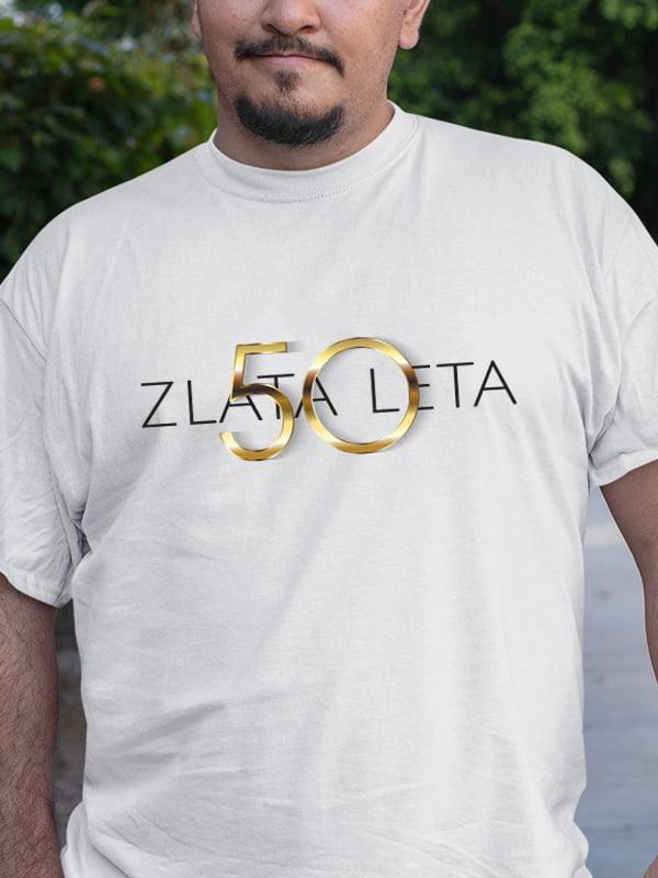 Zlata leta 50, majica