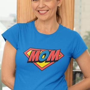 Mom kaj ti bo Superman če imaš tako mami