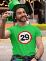 Majica prometni znak 29 let