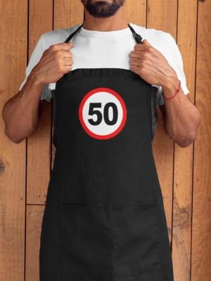 Predpasnik Prometni znak 50