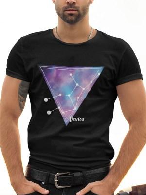 Moška majica Devica Zodiak