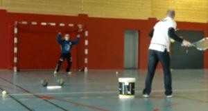 Tennis et handball : la situation Björn Borg à l'essai