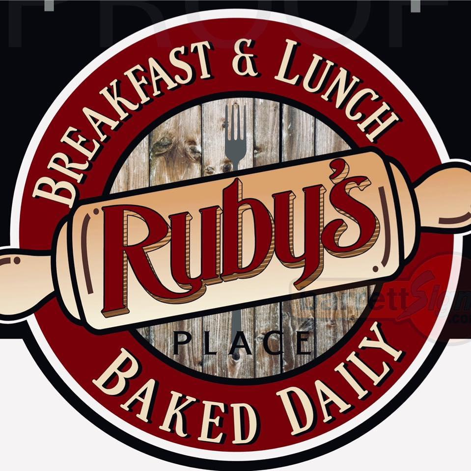 rubys place logo