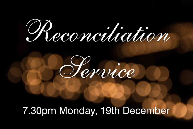 Reconciliation Service
