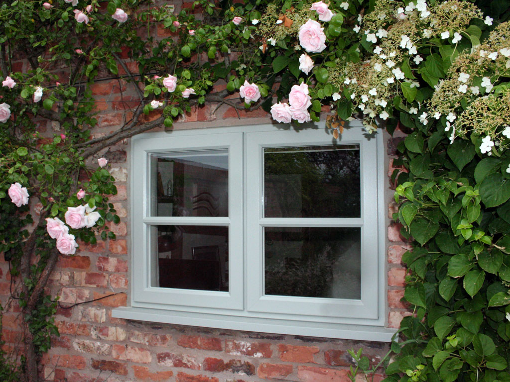 Evolution Storm 2 Timber Alternative Cottage Style UPVC