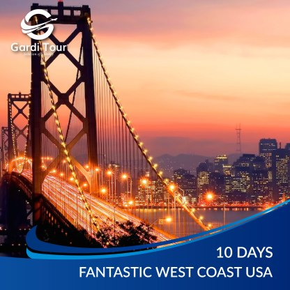 fantastic west coast usa