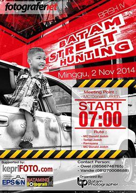 Batam Street Hunting 2014