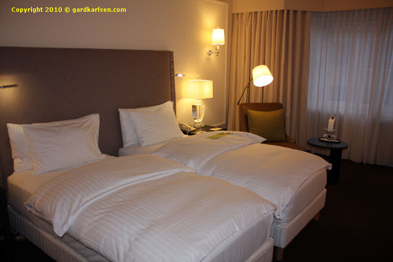 Review of Westin Grand Berlin Germany