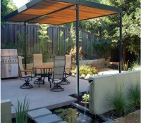 Improbable Modern Pergola Plans | Garden Landscape