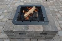Fabulous Fire Pit Inserts Square | Garden Landscape