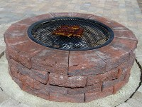Fantastic Fire Pit Cooking Grate Cast Iron | Garden Landscape