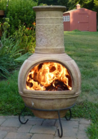 Popular Fire Pit And Chiminea | Garden Landscape