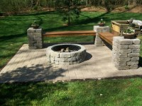 Low Price Lowes Brick Fire Pit Kit | Garden Landscape