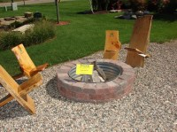 Amazing In Ground Gas Fire Pit Kit
