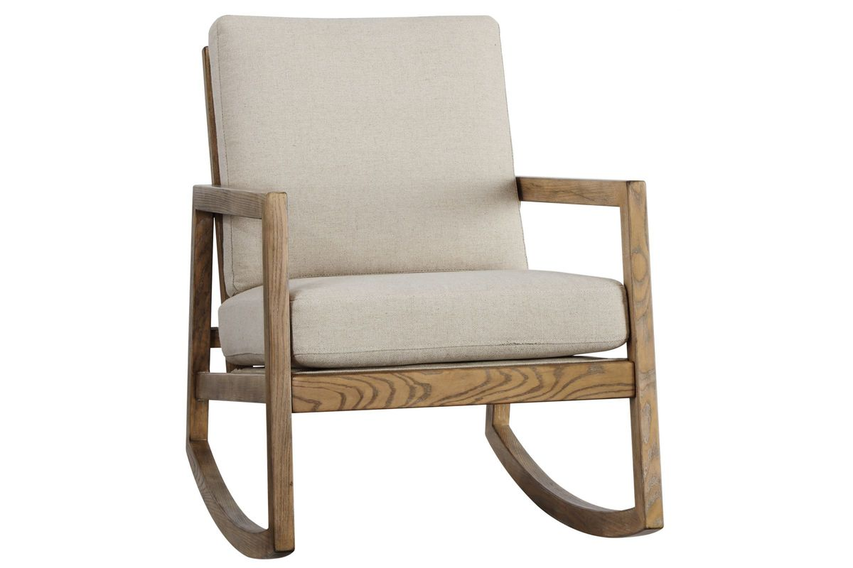 Rocking Accent Chairs Novelda Accent Rocking Chair By Ashley