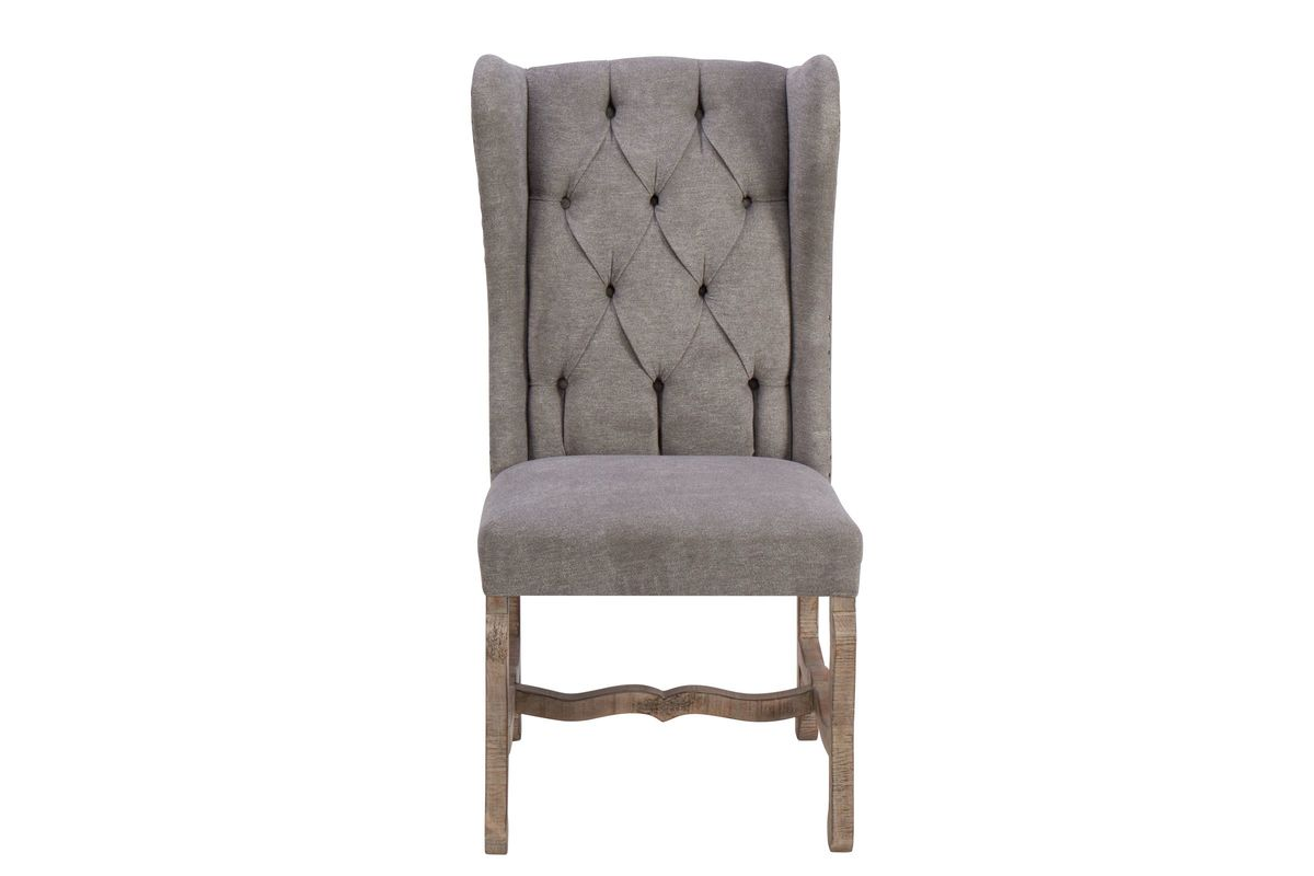 White Upholstered Chair Wimberly Upholstered Dining Chair At Gardner White