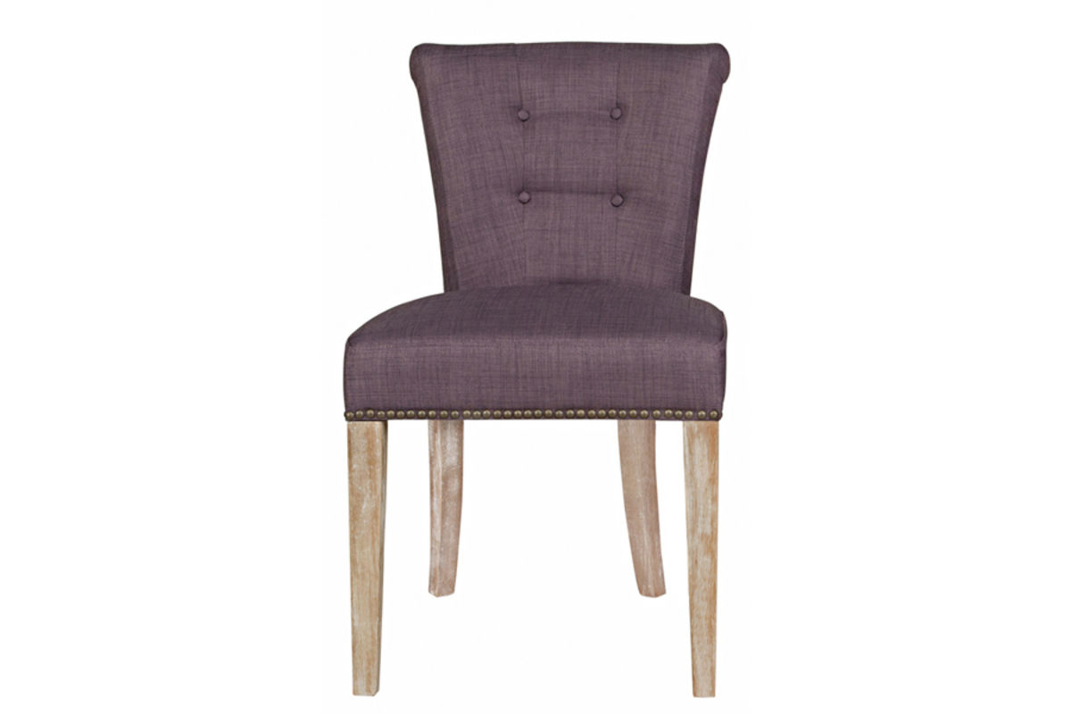 Lavender Chair Lexi Purple Dining Chair At Gardner White