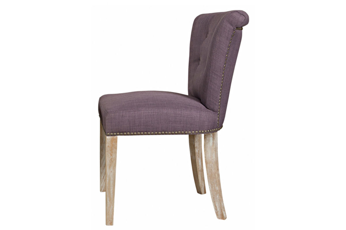 Purple Dining Room Chairs Lexi Purple Dining Chair At Gardner White