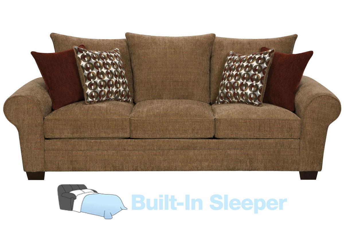 queen sofa bed no arms corner cover slip resort chenille sleeper at gardner white