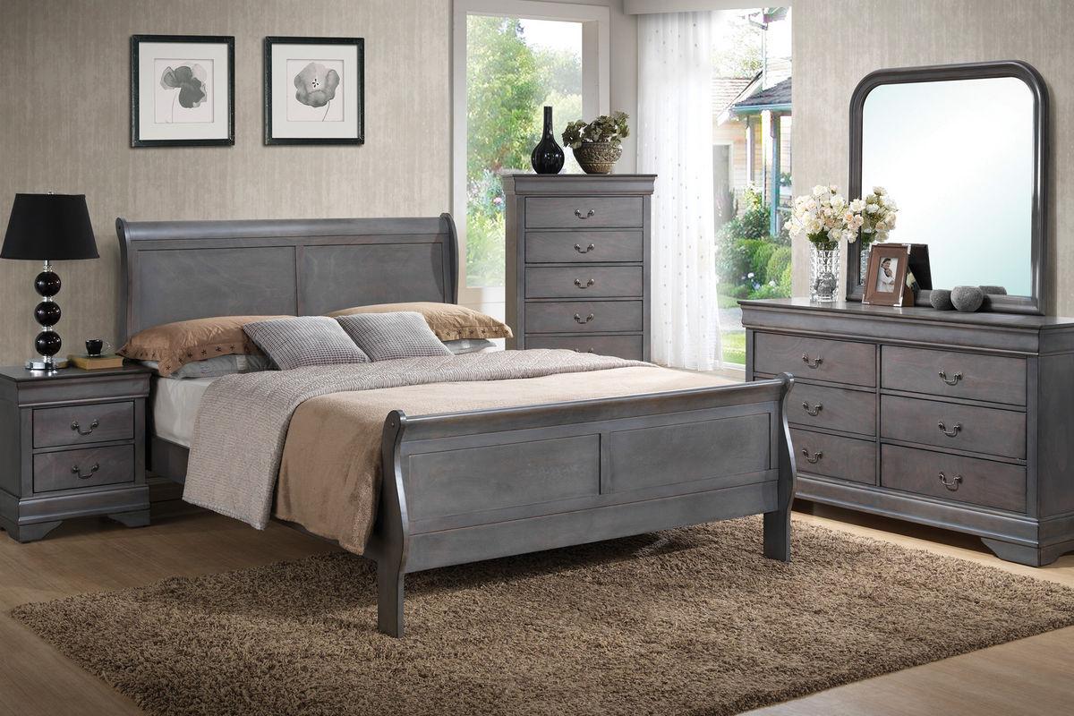 Sulton 5-Piece Queen Bedroom Set At Gardner-White