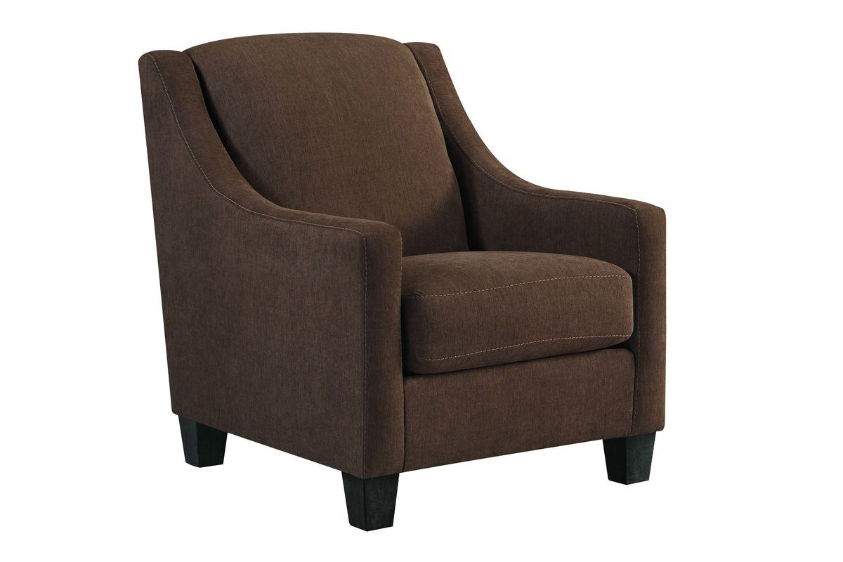Brown Accent Chairs Brown Malo Accent Chair At Gardner White