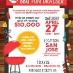 4/27/19 – BBQ Fundraiser