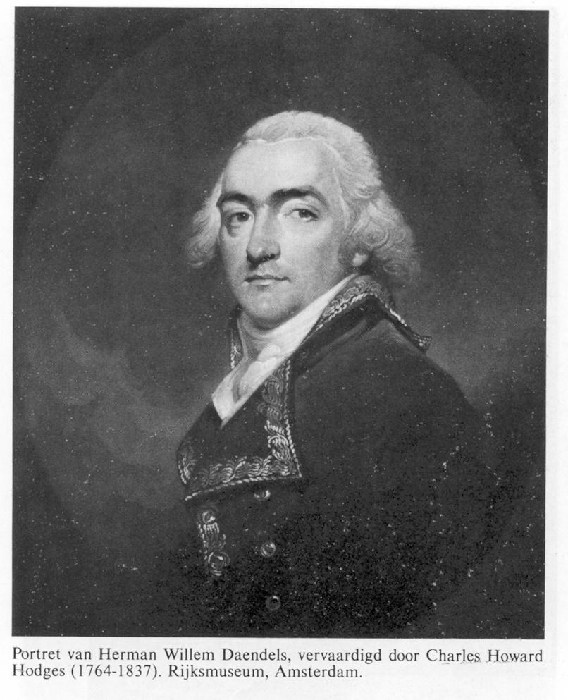 Gubernur Pertama Voc : gubernur, pertama, Gubernur, Jenderal, Herman, Willem, Daendels:, (bagian, Pertama), Gardu, Opini