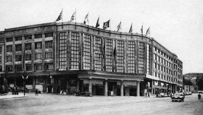 Central Station Brussels