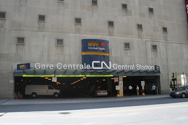 Central Station Canada (MONTREAL)