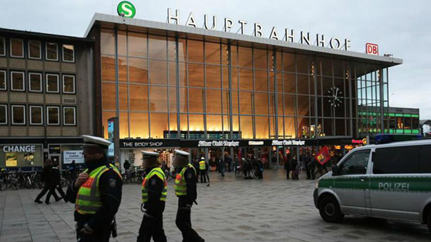 Central Station Cologne
