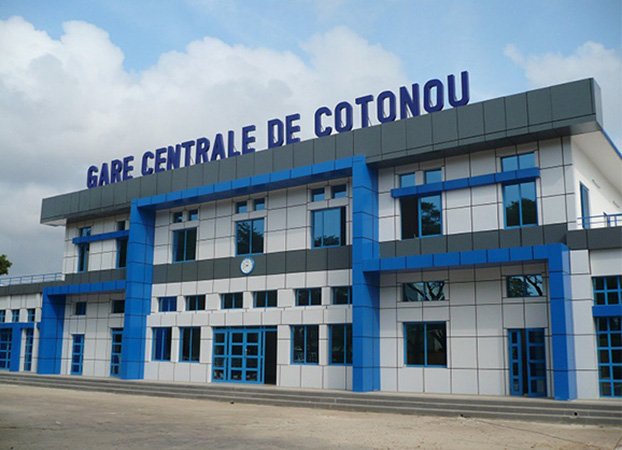 gare centrale de Cotonou