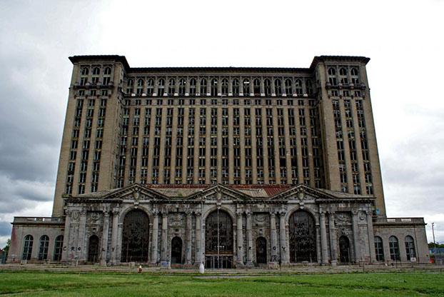 gare centrale de Détroit