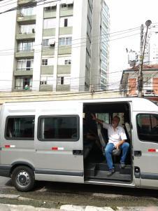 Transporte reservado
