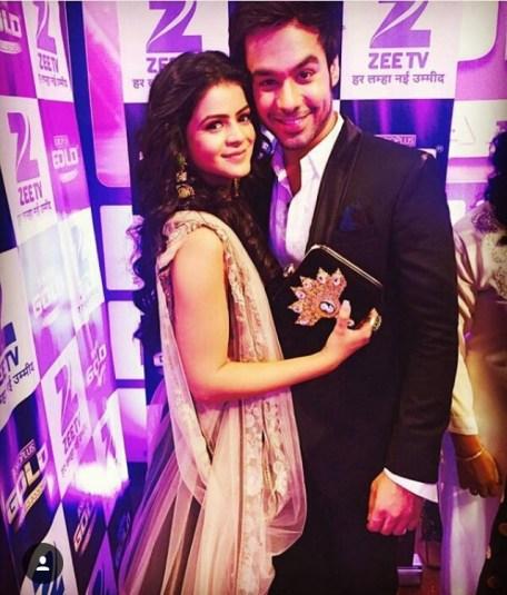 Jigyasa Singh_Zee Tv Gold awards 2016
