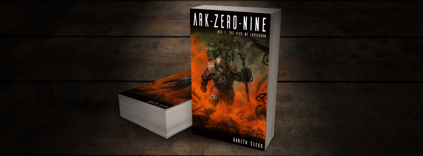 ArkZeroNine cover by Gareth Clegg