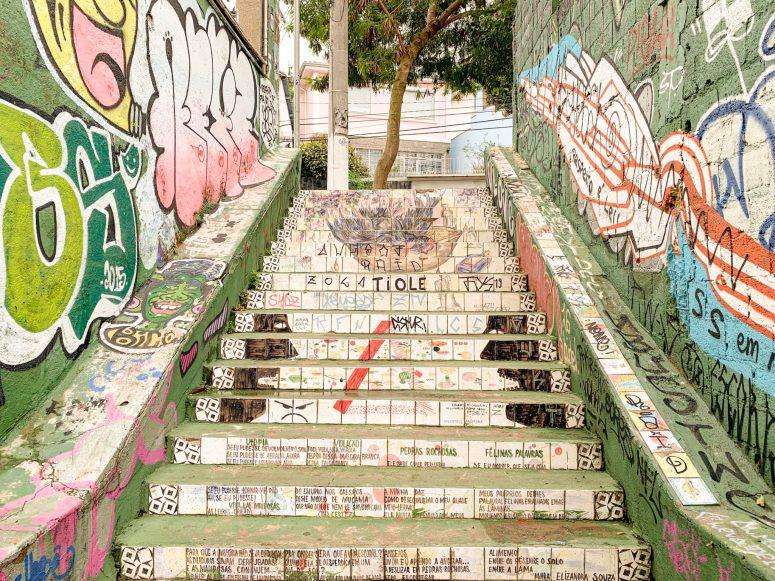escadaria patápio