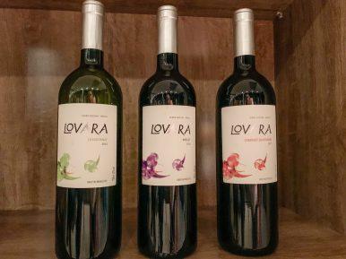vinhos lovara