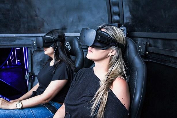 realidade virtual exceed gramado