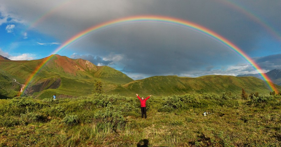 """Double-alaskan-rainbow"" by Eric Rolph at English Wikipedia - English Wikipedia. Licensed under Creative Commons Attribution-Share Alike 2.5 via Wikimedia Commons."