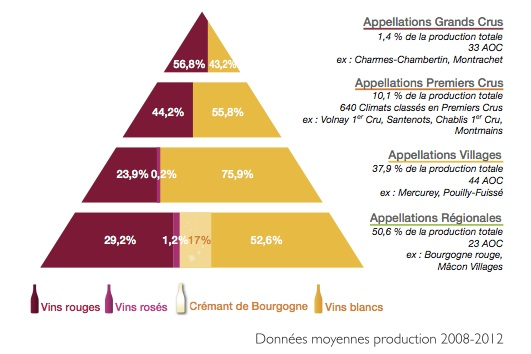burgundy quality pyramid