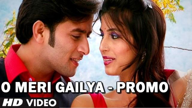O Meri Gailya Promo Video Ft. Jaspal Panwar Jassi & Dia Uniyal | Sanjay Bhandari, Anuradha Nirala