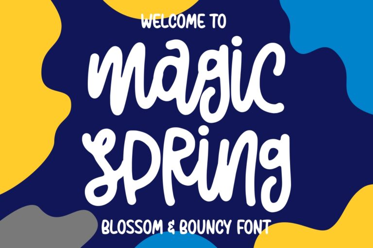 Preview image of Magic Spring