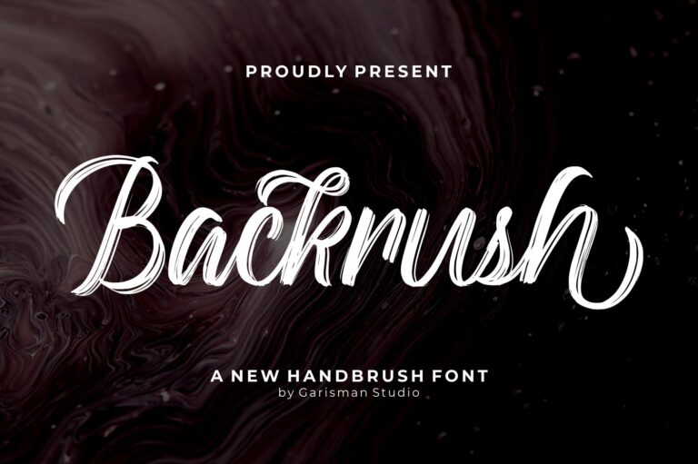 Preview image of Backrush – Handbrush Script