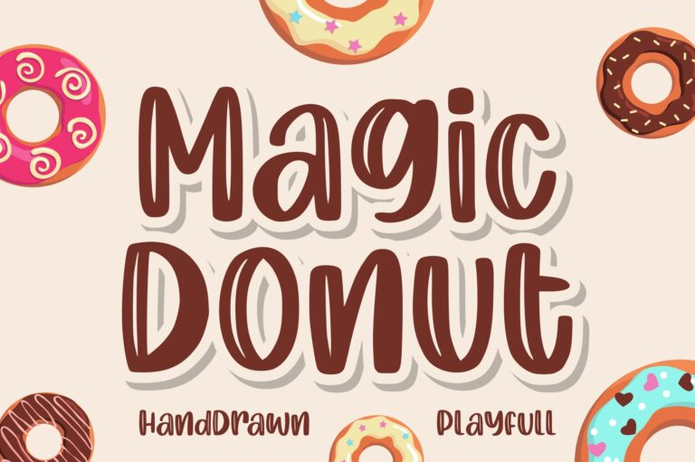 Preview image of Magic Donut