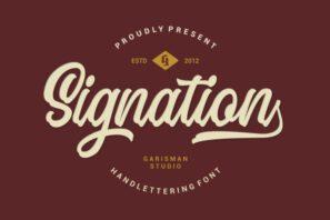 Signation