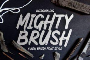 Mighty Brush