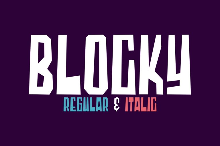 Preview image of Blocky